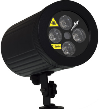 120 x GARDEN STAR LED - Laserworld GS-100RGB LED - Volume Special Deal