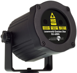120 x GARDEN STAR MINI - Laserworld GS-60RG - Volume Special Deal